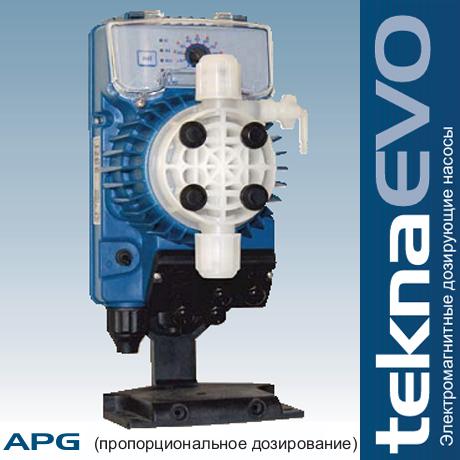 Насос-дозатор Seko TeknaEVO APG500