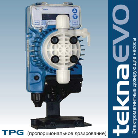 Насос-дозатор Seko TeknaEVO TPG603